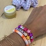 Bracelets de l'été DIY (liens)