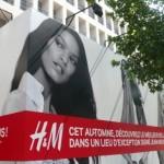 Jean Nouvel et H&M