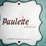 Paulette Magazine en PAPIER!