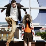 Collection Bershka Automne Hiver 2011 2012