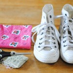 DIY #14 : relooking de Converse