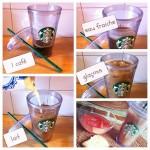 Recette #7 : café glacé «Starbucks» à la maison