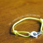 DIY #20 : changer son cordon Dinh Van