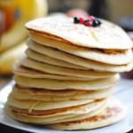 Recette #8 : pancakes au sirop d'érable