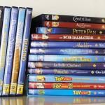 Collection DVD Walt Disney