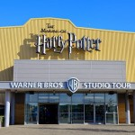 HARRY POTTER WARNER BROS STUDIO TOUR