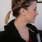 3 IDÉES COIFFURES POUR COURIR (idéales cheveux courts)