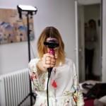 Backstages tournage #EasyStylingHOT