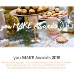 you MAKE Awards 2015 : C'EST VOUS QUI VOTEZ !