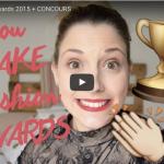 youMAKEfashion AWARDS 2015 + CONCOURS