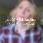 NOUVELLE VIDÉO : SOS cheveux secs, blonds décolorés et donc abimés