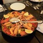Socoa : La paella de chez Pantxua