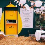 11ème : Nicolas Waldorf ouvre son atelier de cuisine / Kokotte