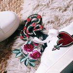 DIY : BASKETS PATCHS (GUCCI LIKE)