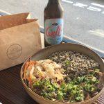 Biarritz : Saline ceviche bar (poké bowl, ceviche)