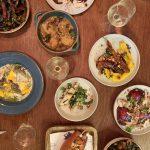 Biarritz : La crique (restaurant poisson)